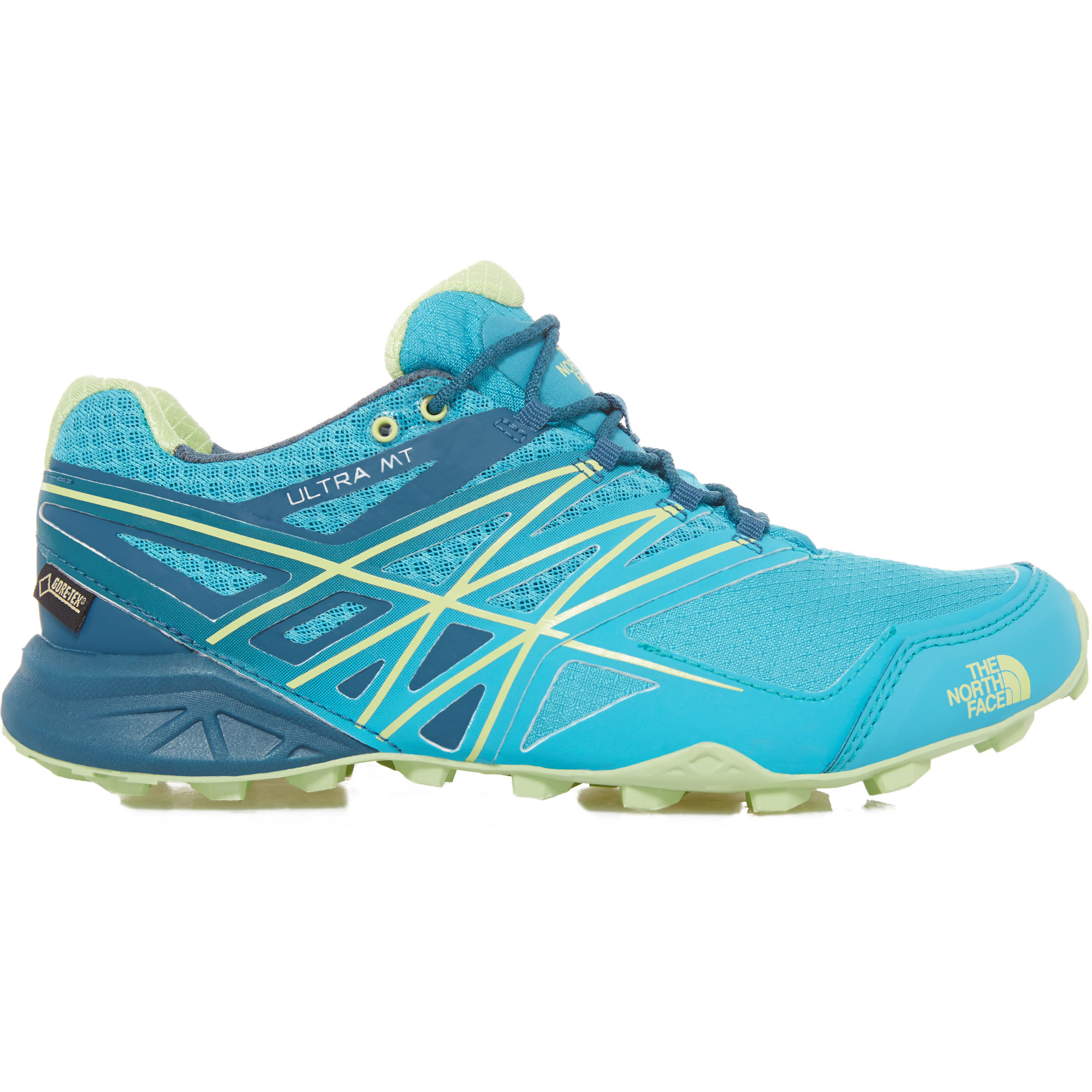 The North Face Ultra  Gtx Trail Running Shoes Women S