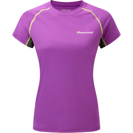 Montane Women's Sonic Short Sleeve T-Shirt (SS16)