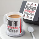 Quirky Gift Library Ironman In Training Mug