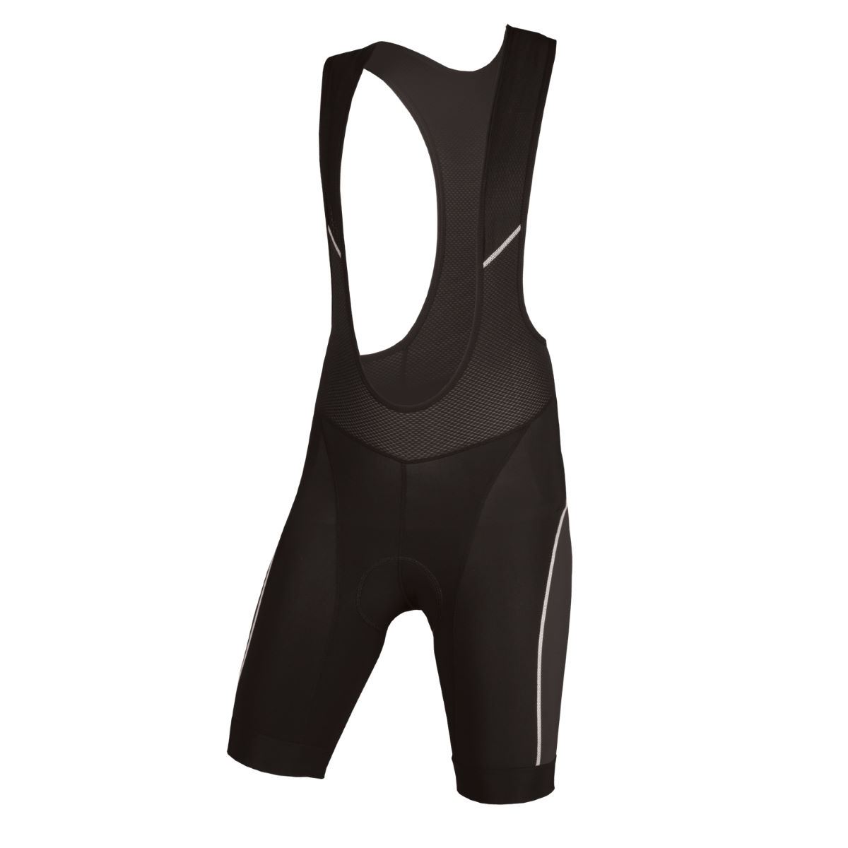 Endura Hyperon Bib Shorts - Small Black | Lycra Cycling Shorts