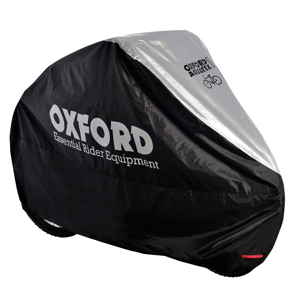 Protection contre la pluie oxford aquatex single bike for Housse de velo intersport