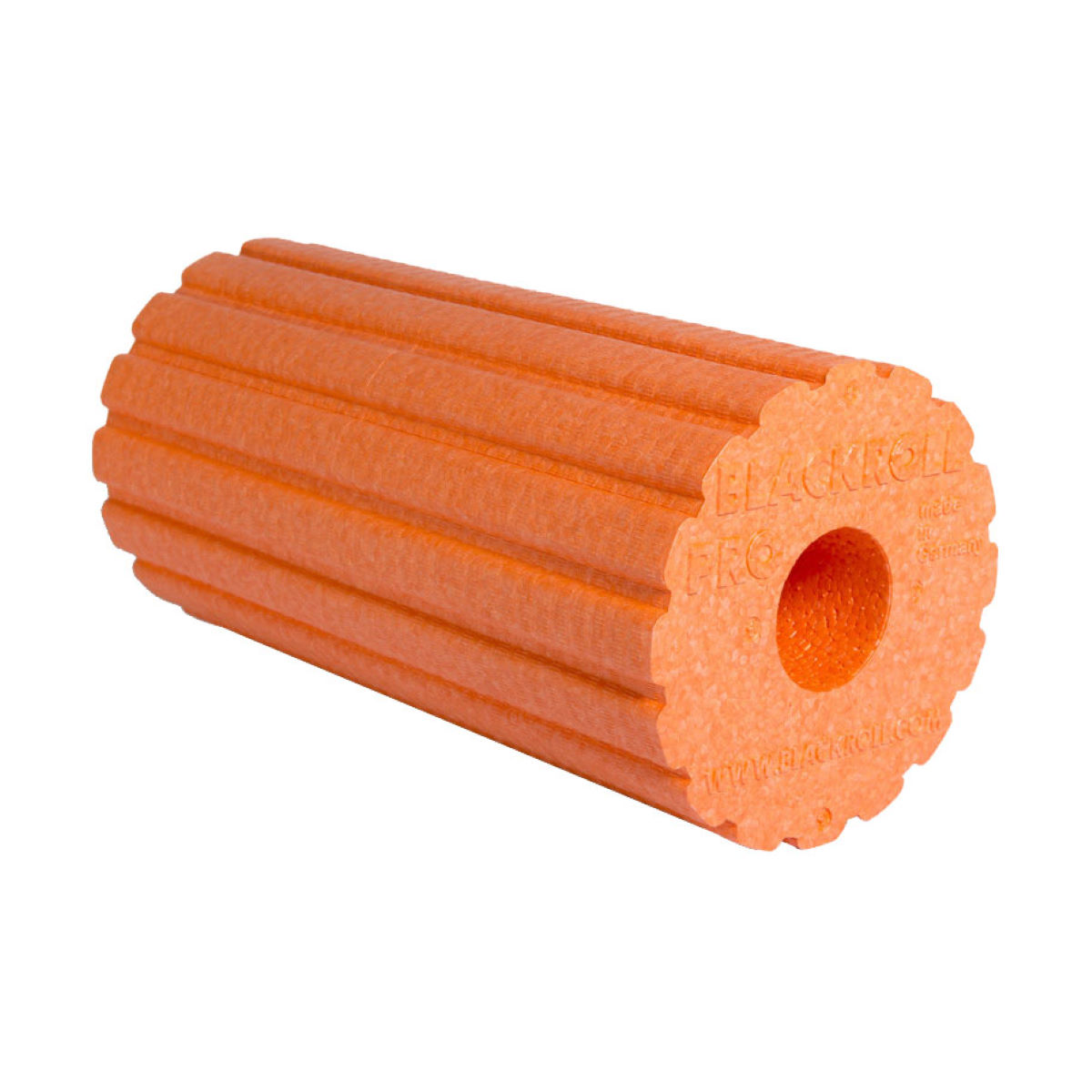 Rouleau BlackRoll Groove Pro - Orange Equipement fitness