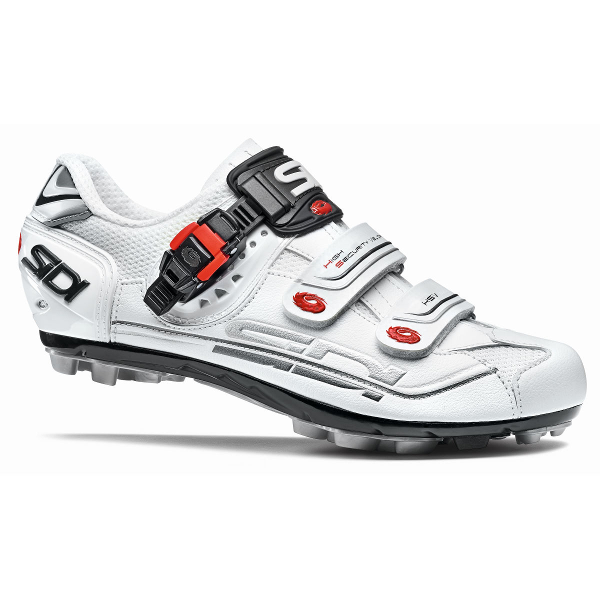 Sidi Eagle 7 MTB Shoes - 46 White/White | Offroad Shoes