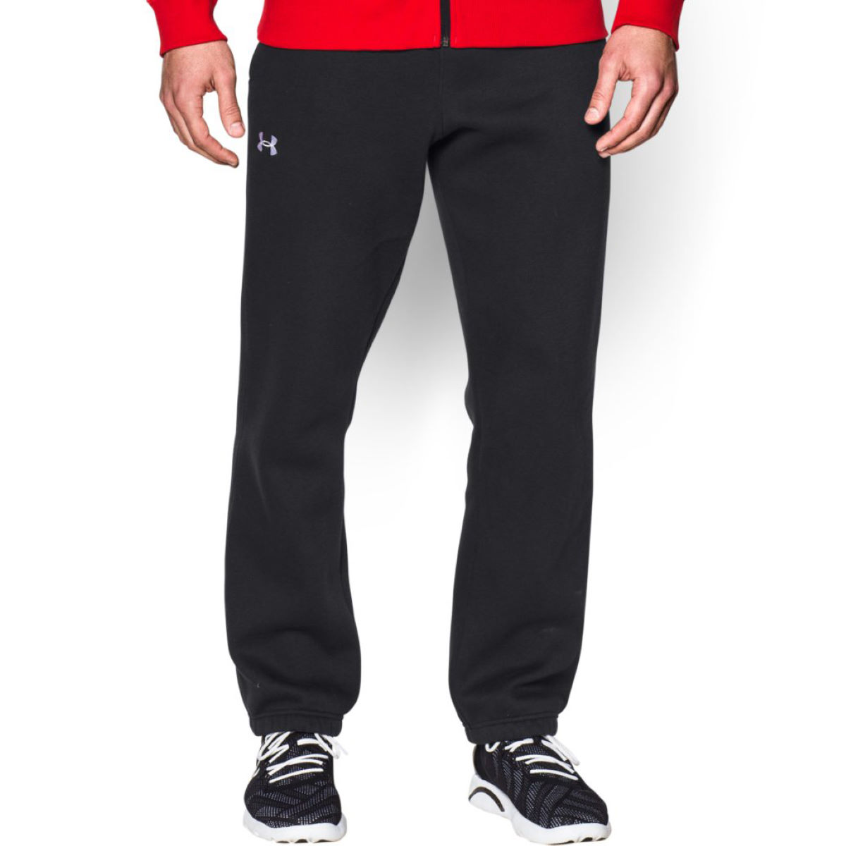 Under Armour Storm Rival Cuffed Pants (SS16) - Medium Black/White