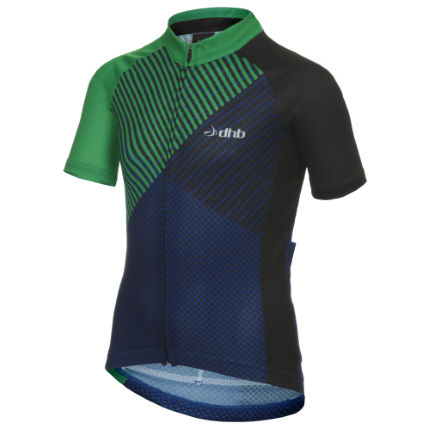 dhb Kids Prism Short Sleeve Jersey
