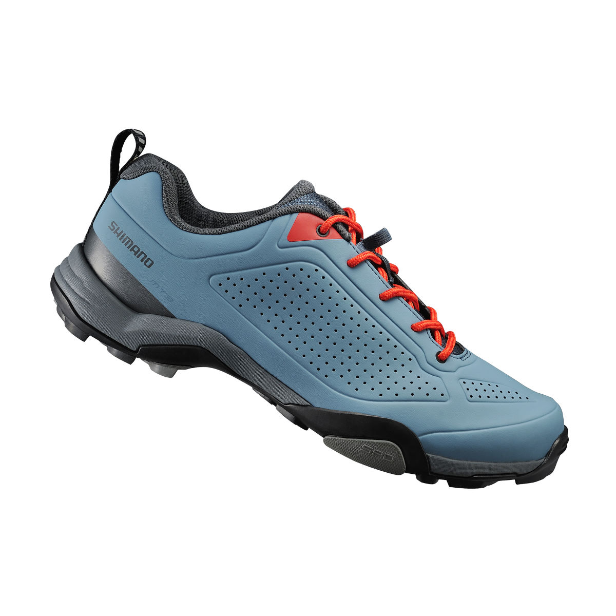 Shimano MT3 SPD Touring Shoes - 45 Blue | Touring Shoes