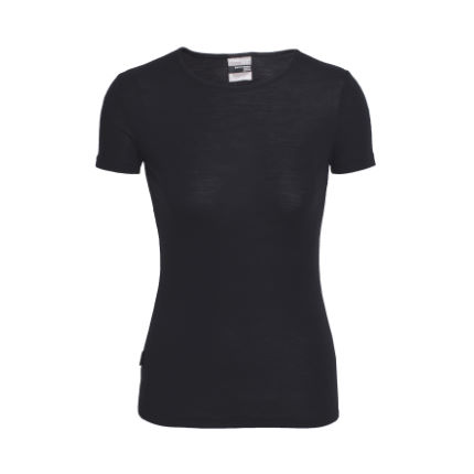 Icebreaker Women's Oasis Short Sleeve  Crewe