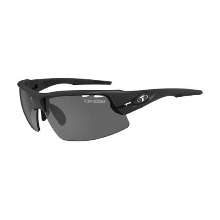 Tifosi Eyewear Crit Matte Black Interchangeable Sunglasses