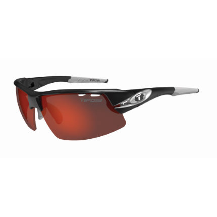 Tifosi Eyewear Crit Race Silver Interchangeable Sunglasses