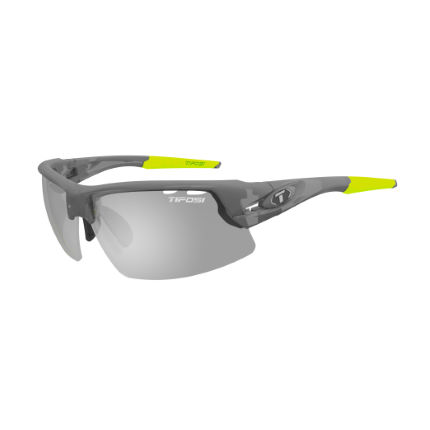 Tifosi Crit Matte Smoke Photochromic Sunglasses