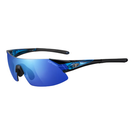 Tifosi Eyewear Podium XC Crystal Blue Sunglasses