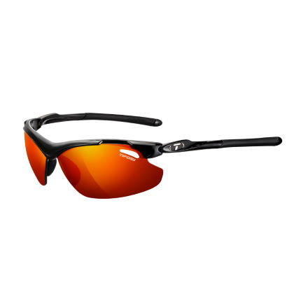 Tifosi Eyewear Tyrant 2.0 Gloss Black Sunglasses