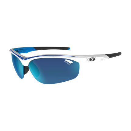 Tifosi Veloce Race Clarion Blue Lens Sunglasses