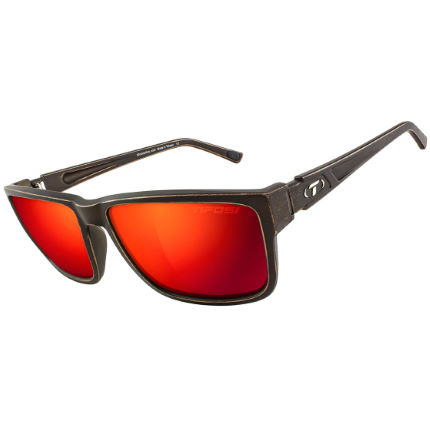 Tifosi Hagen Xl Polarized Clarion Red Lens Sunglasses