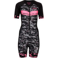 Zoot Womens Tri Ltd Short Sleeve Racesuit