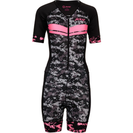Zoot Women's Tri Ltd Short Sleeve Racesuit
