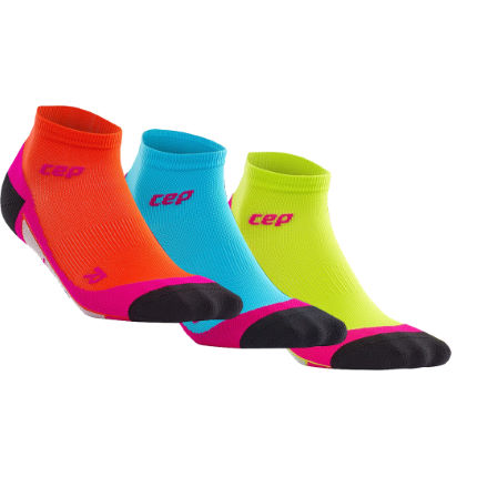 CEP Women's Low Cut Socks (3 for 2 Deal)