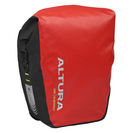 Alforja impermeable Altura Sonic 40