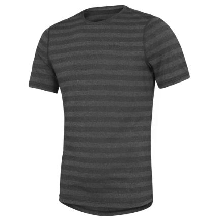 dhb Short Sleeve Stripe Run Top