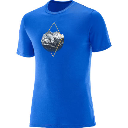Salomon X ALP Graphic Short Sleeve T-shirt