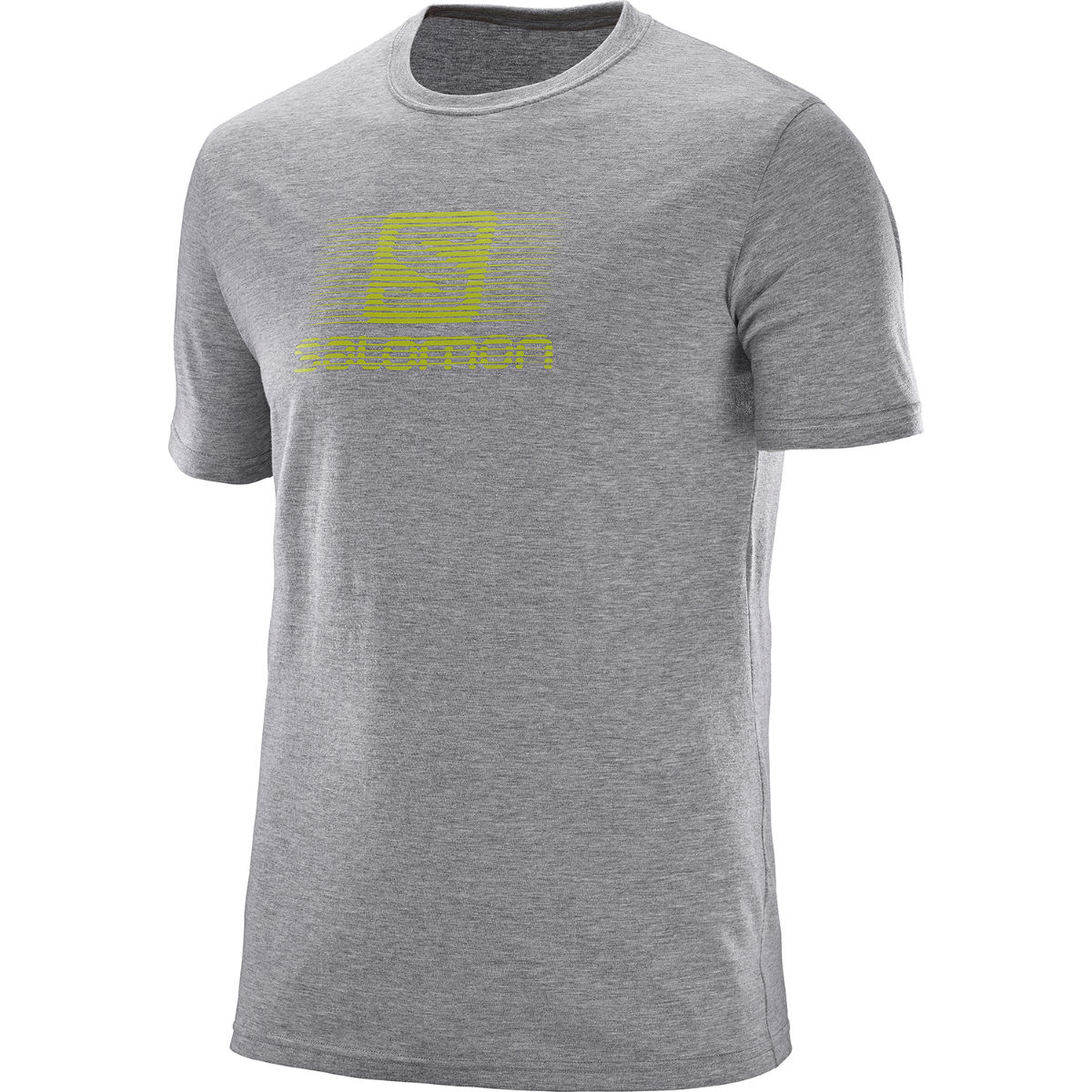 Salomon blend logo short sleeve t shirt review for T shirt company reviews