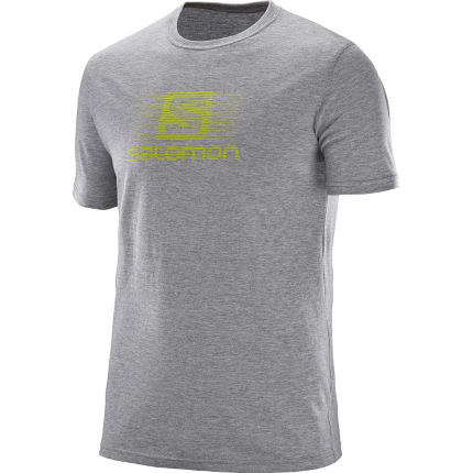 Salomon Blend Logo Short Sleeve T-shirt
