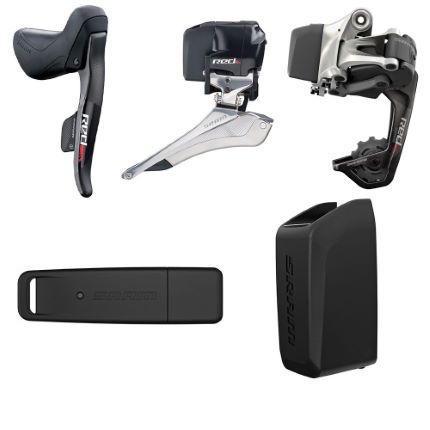 Groupe SRAM Red eTap WiFLi (route)