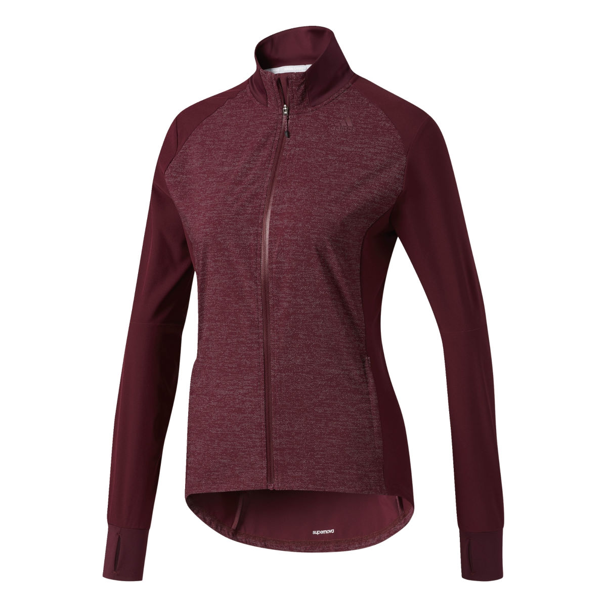 Adidas Womens Supernova STM Jacket (SS17)   Running Waterproof Jackets