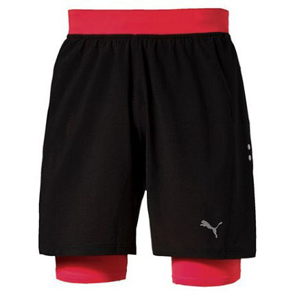 Puma Faster Than You 2in1 Shorts (HV16) - Herr