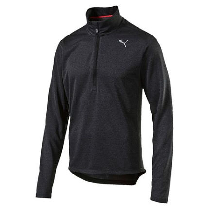 Puma PE Running Long Sleeve Half Zip Tee (AW16)