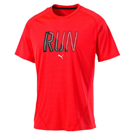T-Shirt Puma Run (aut/inverno16)