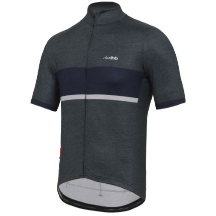 dhb Classic S/S Lightweight Thermal Jersey (Marl)