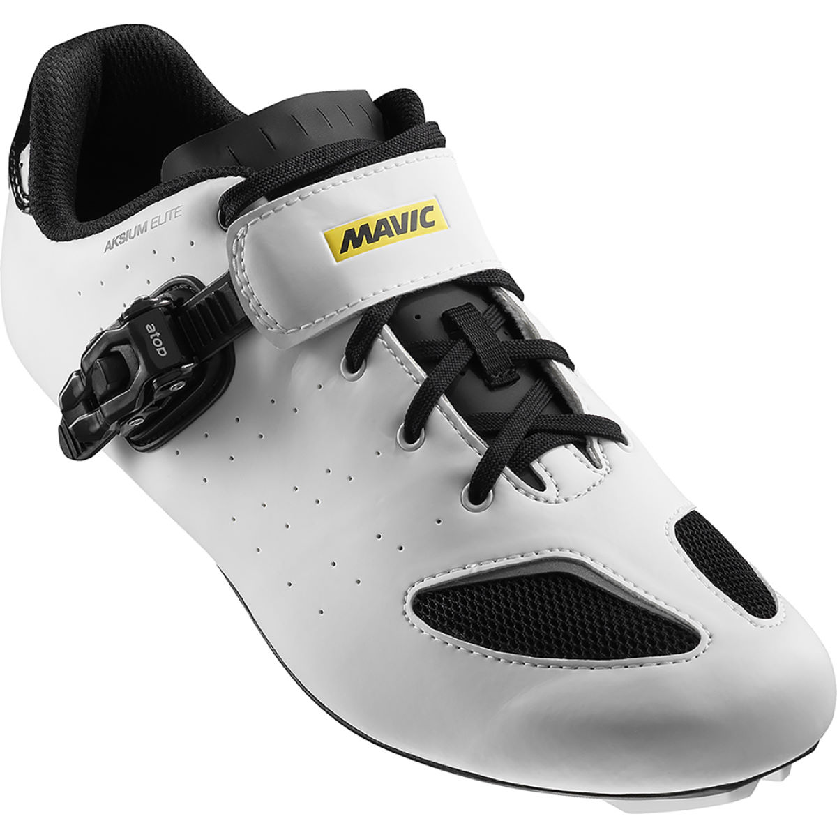 Chaussures de route Mavic Aksium Elite III - 13 UK Blanc