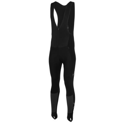 Isadore Ovada Deep Winter fietsbroek met bretels
