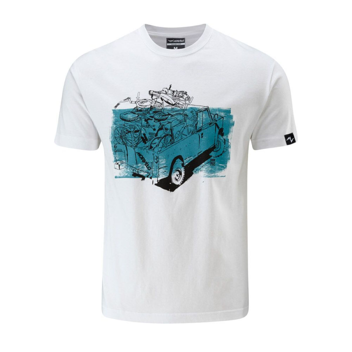 Morvelo landy t shirt t shirts review for T shirt company reviews