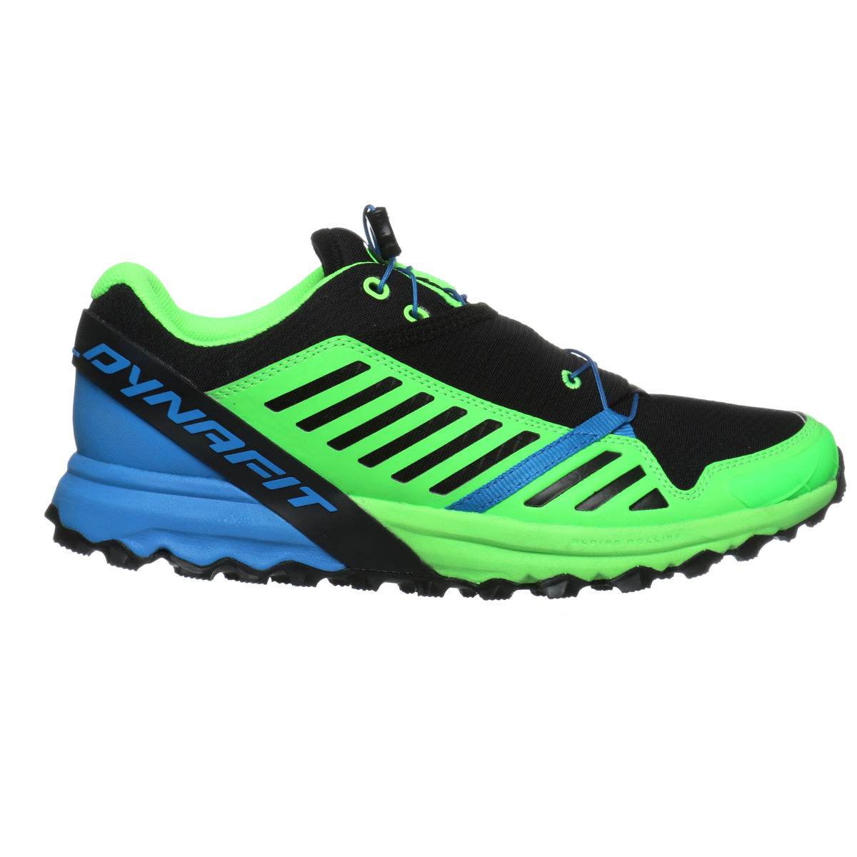 Chaussures Dynafit Alpine Pro - 9,5 UK Blue/Green