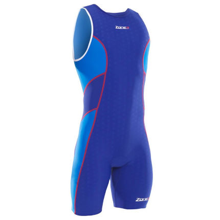 Zone3 Aquaflo Tri Suit Back Zip