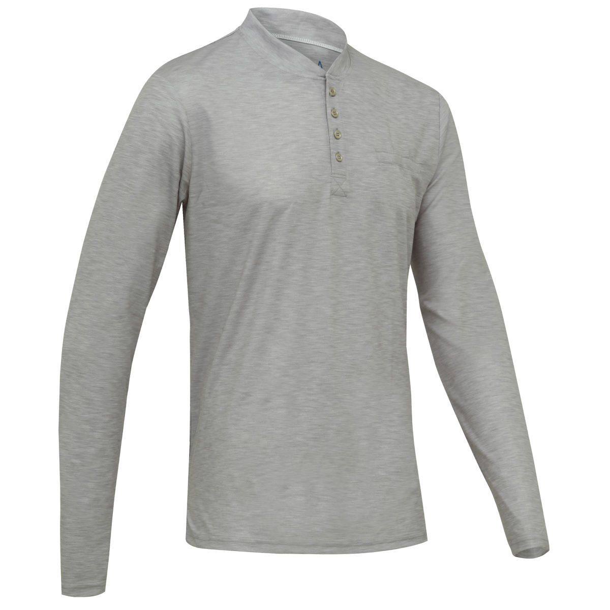 Maillot Primal Henley (manches longues) - XS Ash White T-shirts