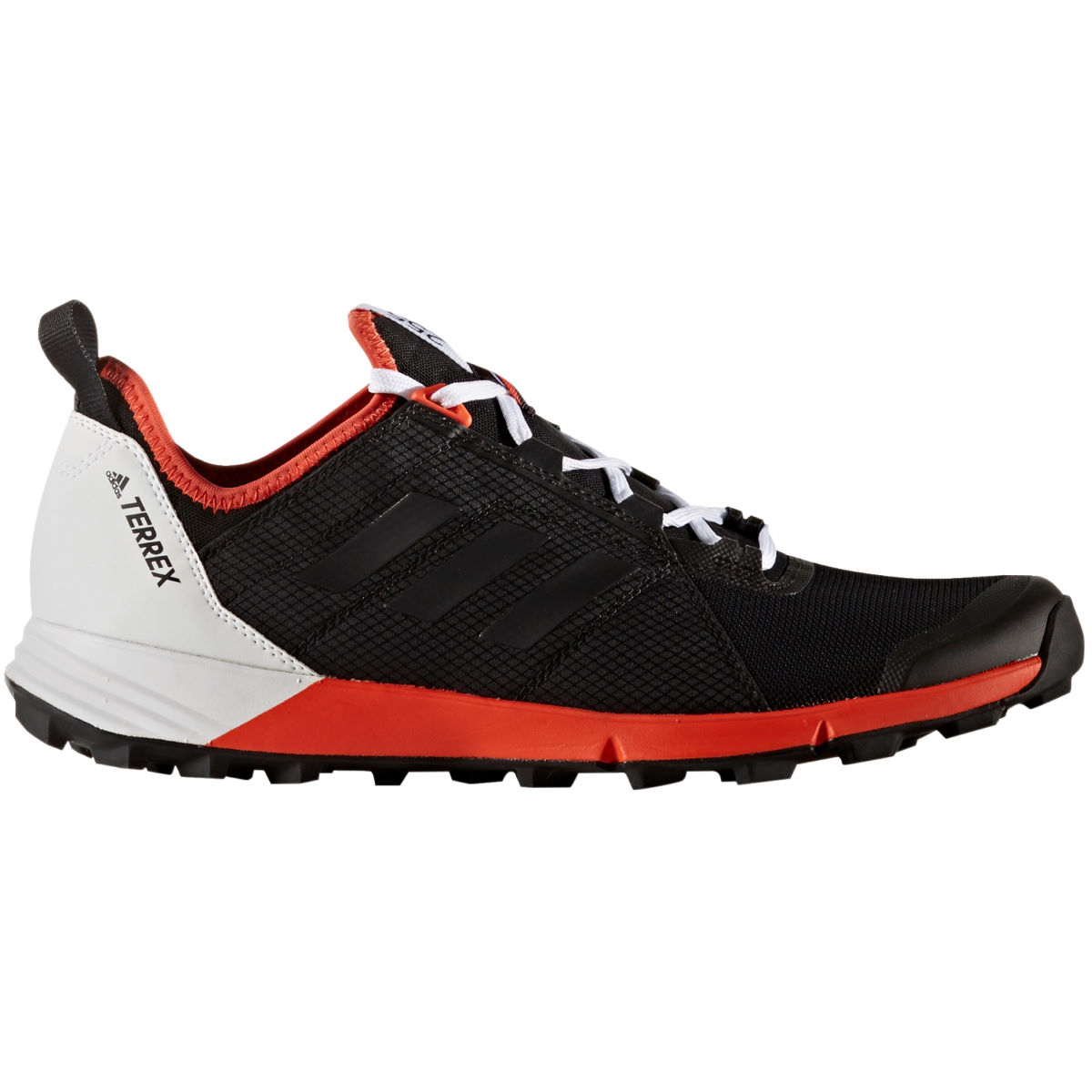 Chaussures Adidas Terrex Agravic Speed - 11,5 UK Black/Black/Energy