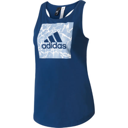 Adidas Women's ID Bos Box Graphic Tank
