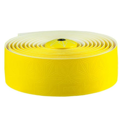 Supacaz Super Sticky Kush TDF Yellow Handlebar Tape