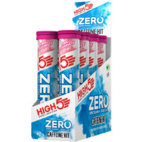 Pastilles High5 Zero Caféine Hit (8 x 20)