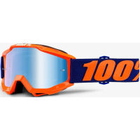 100% Accuri Goggles (spegelglas) - Junior