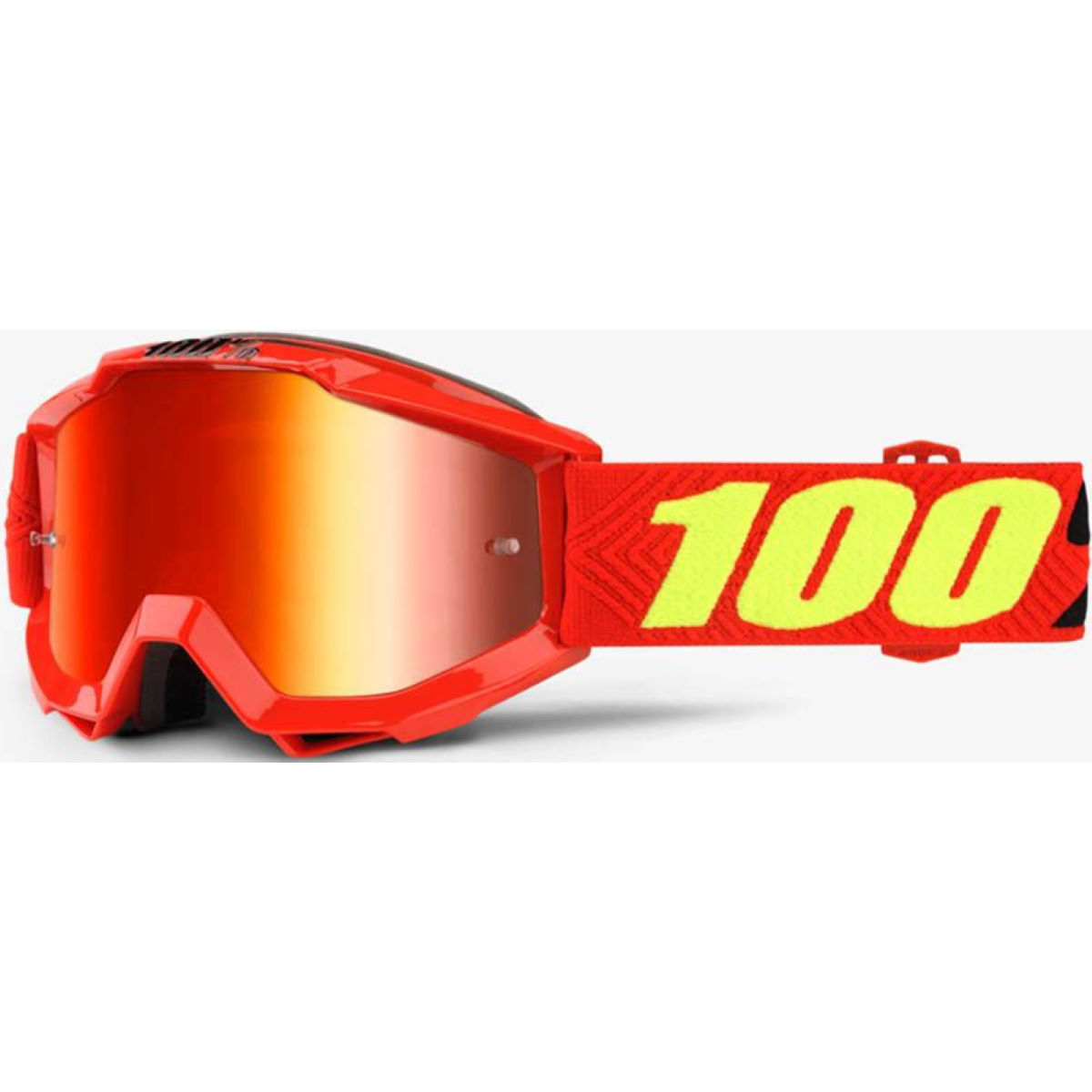 100% Accuri Youth Goggles - Mirror - One Size Saarinen - Mirror Si