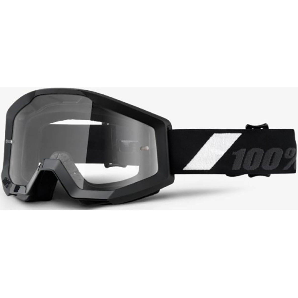 100% Strata Goggles - One Size Goliath - Clear Lens