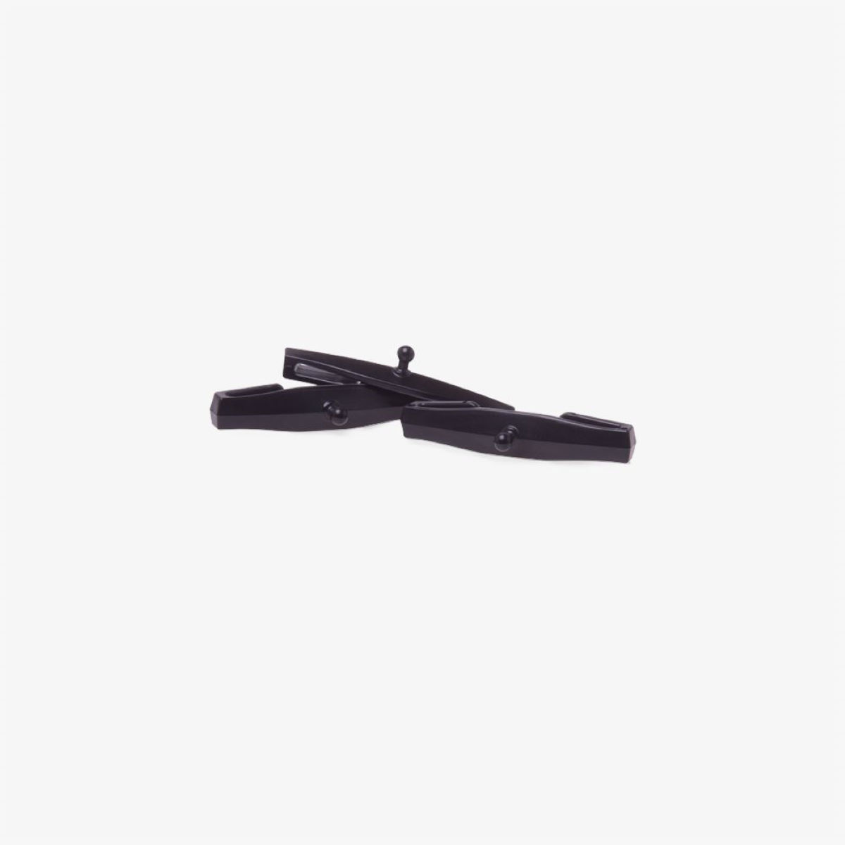 100% Accuri Tear Off Strap Pin - One Size Black
