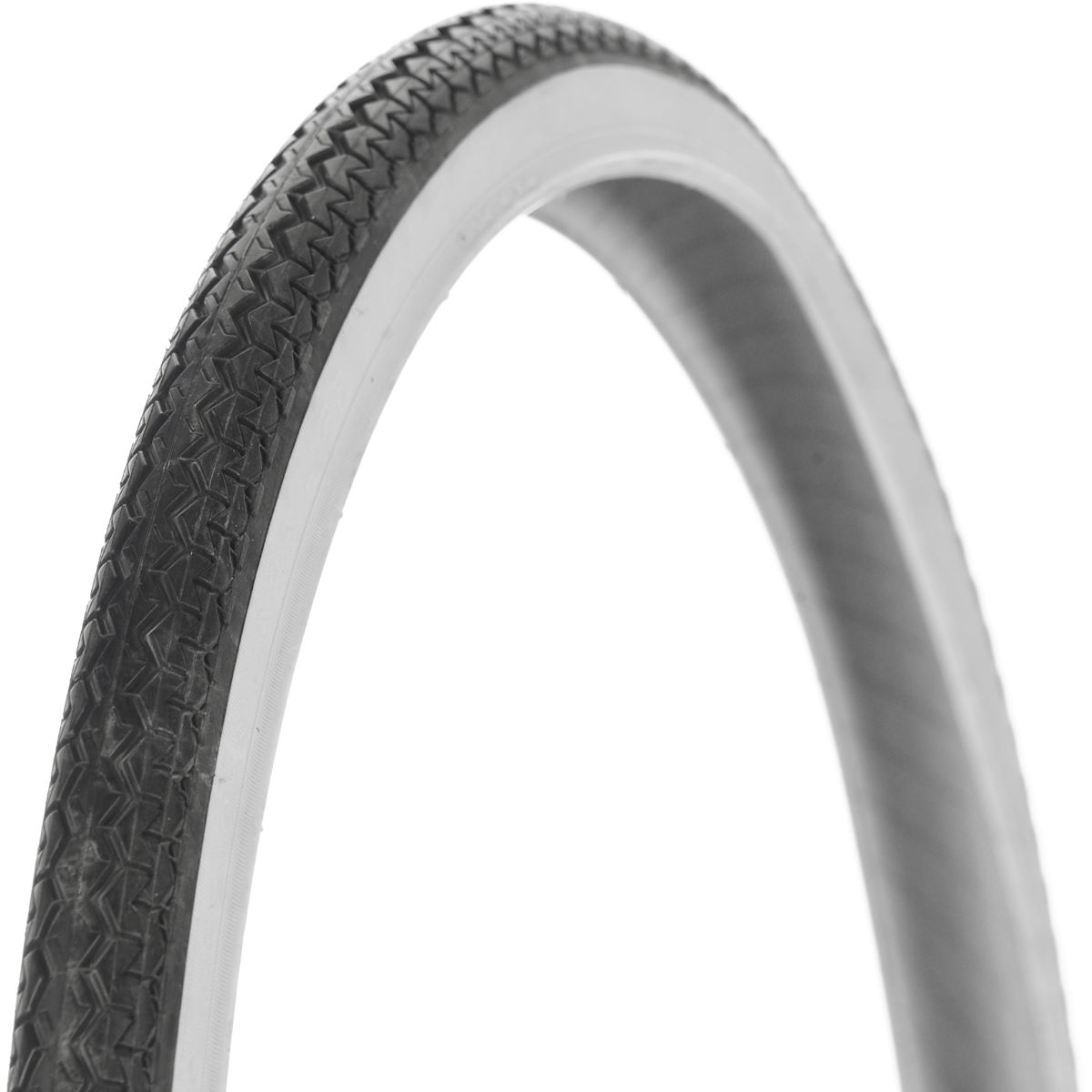 Pneu Michelin World Tour Bike - 26' 1.3/8' Wire Bead Black - White