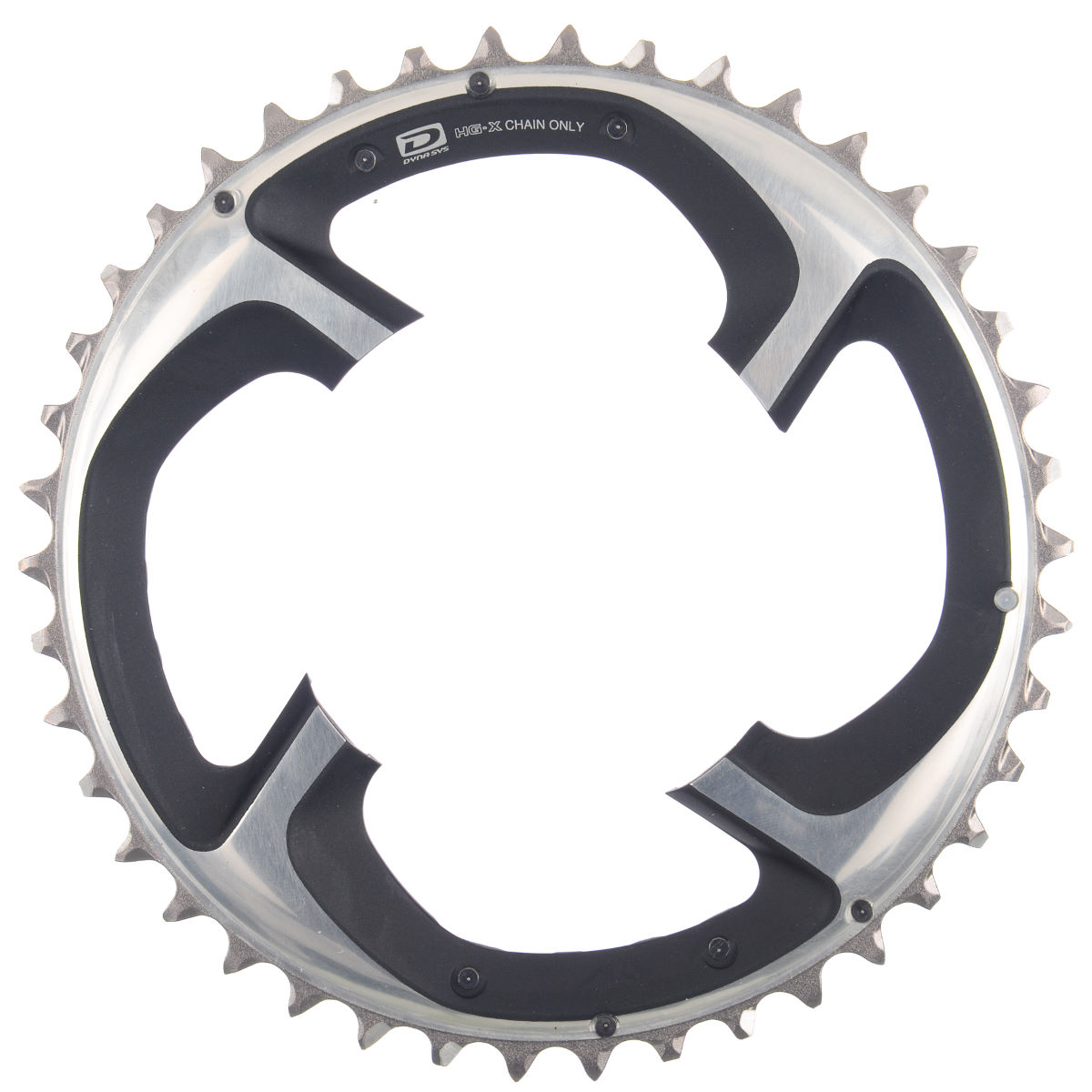 Plateau triple Shimano XTR FCM980 (10 vitesses) - 24t 10 Speed