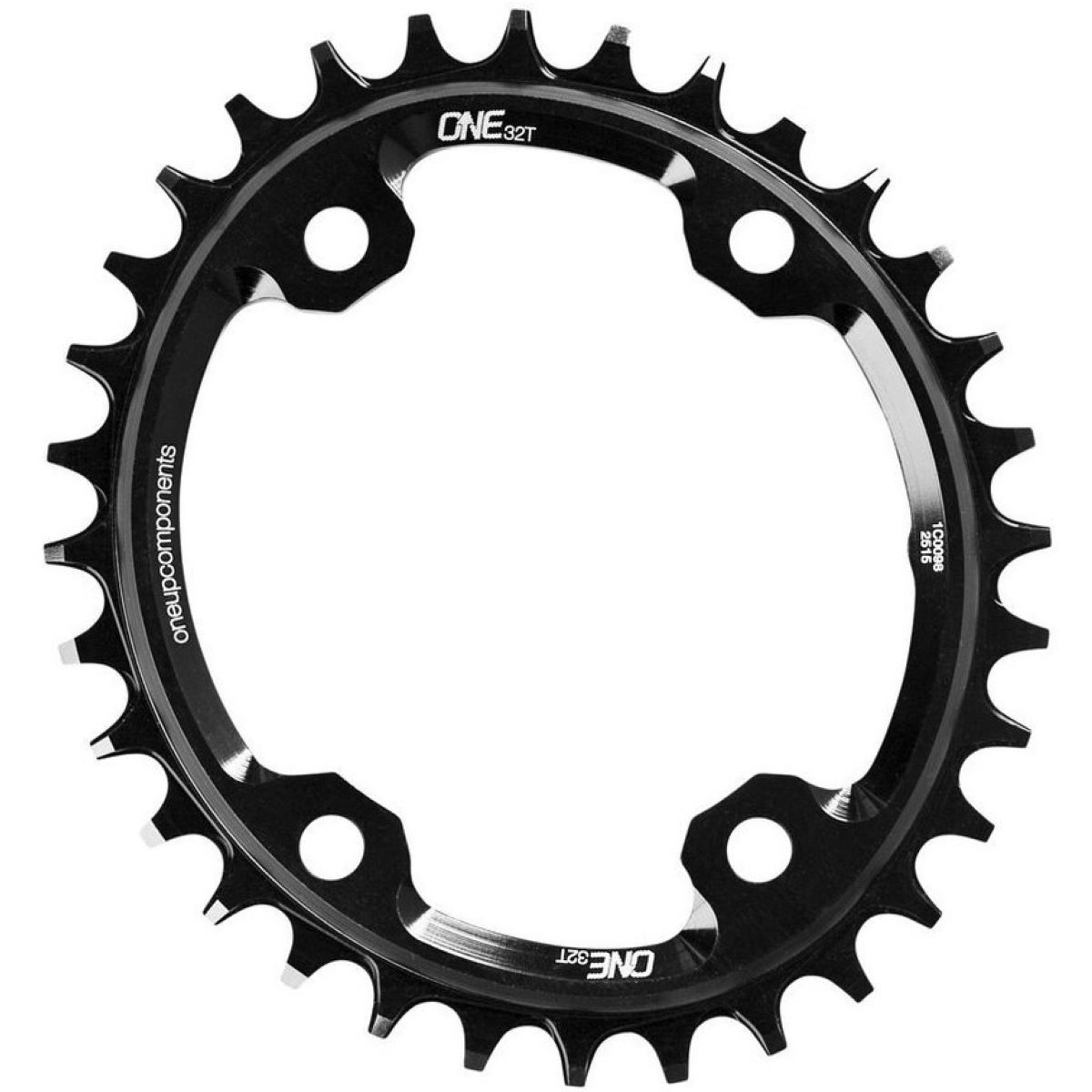OneUp Components Narrow Wide Oval XT M8000 Chainring - Platos