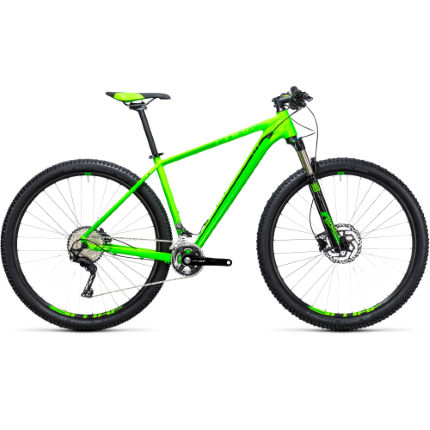 Cube LTD Pro 27.5 Hardtail Mountain Bike